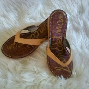 Sam Edelman Wedge Sandals Size 8.5M